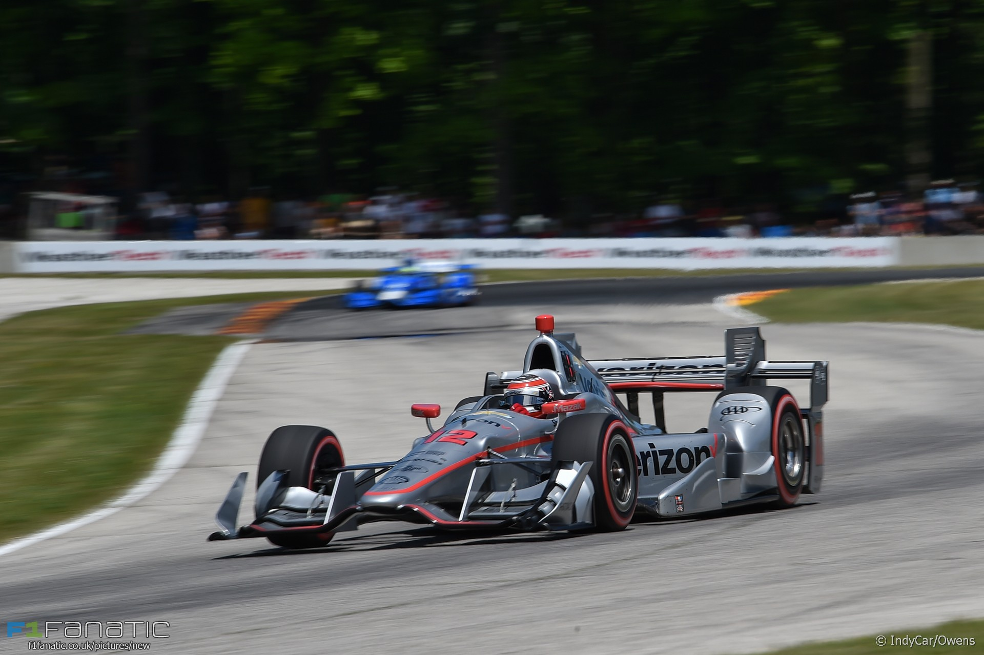 Will Power, Penske, IndyCar, Road America, 2016