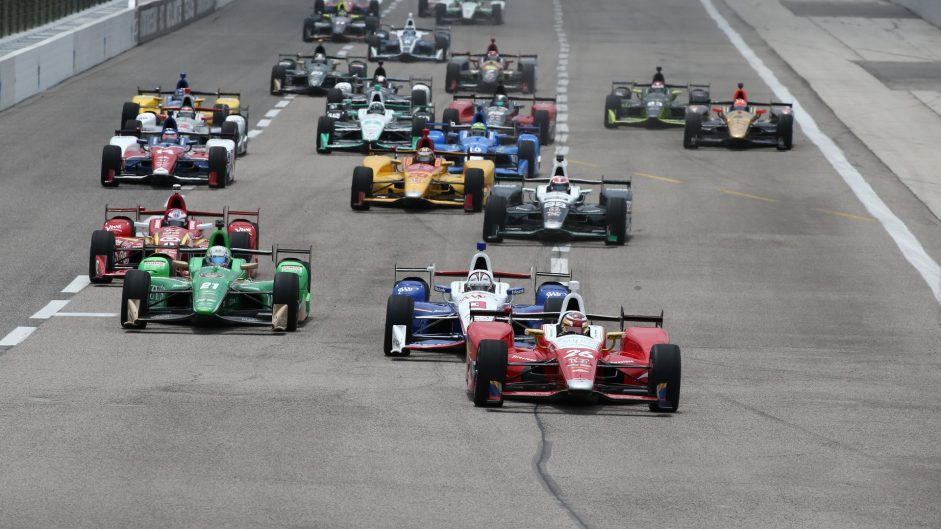 IndyCar race postponed for two months due to rain