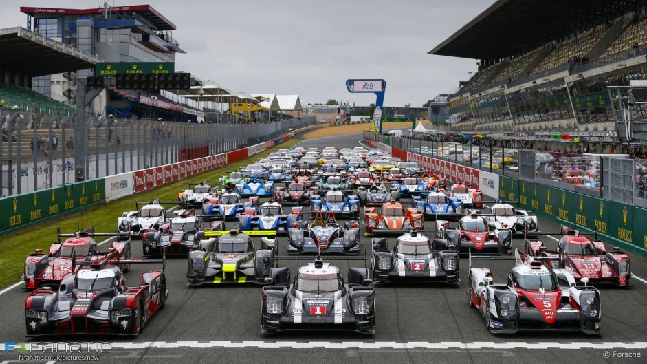 Le Mans 2016 promises to be a six-way fight at the front