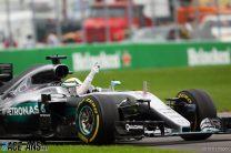 Hamilton wins as Mercedes' rivals slip up again