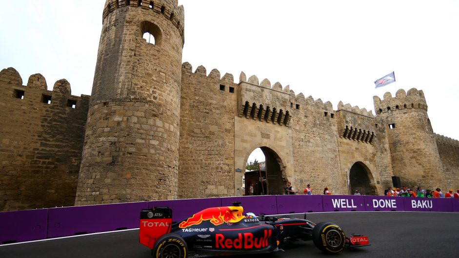 What they say about… Baku City Circuit