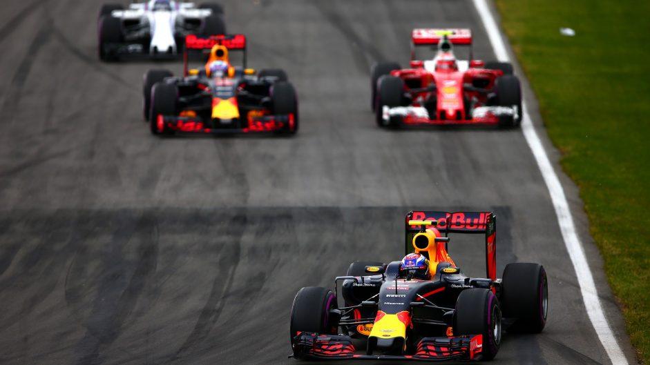 Max Verstappen, Red Bull, Circuit Gilles Villeneuve, 2016