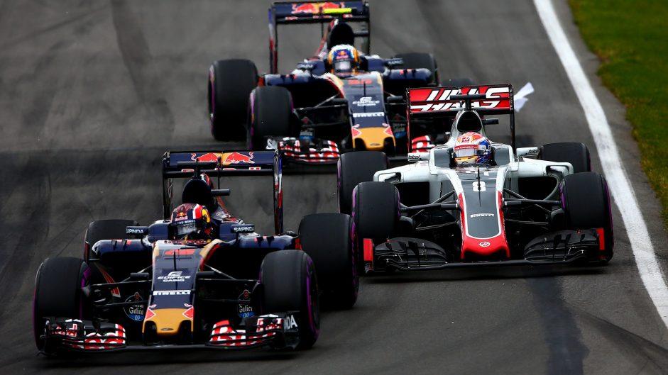 Daniil Kvyat, Toro Rosso, Circuit Gilles Villeneuve, 2016