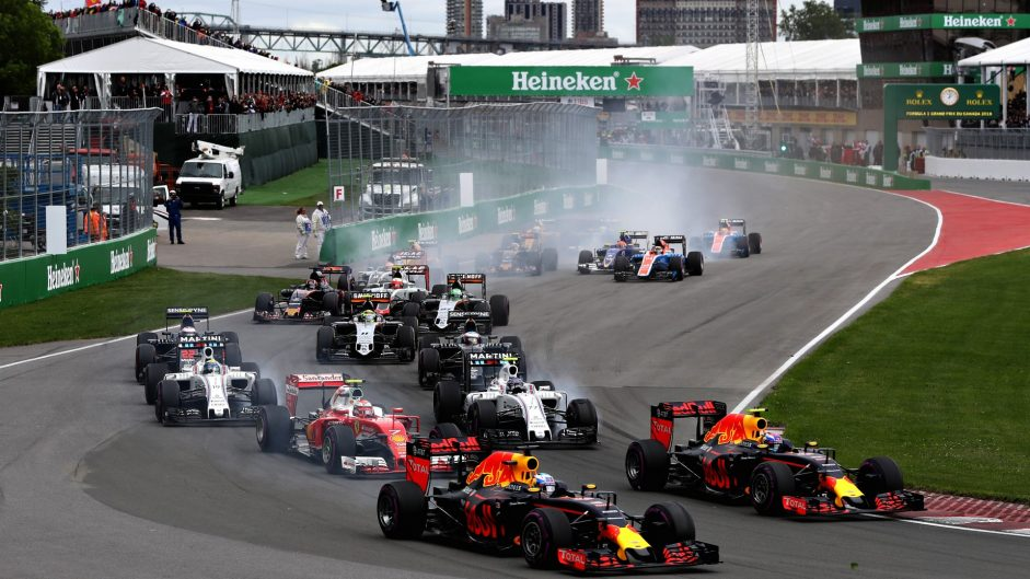 F1 underwhelms at popular Montreal