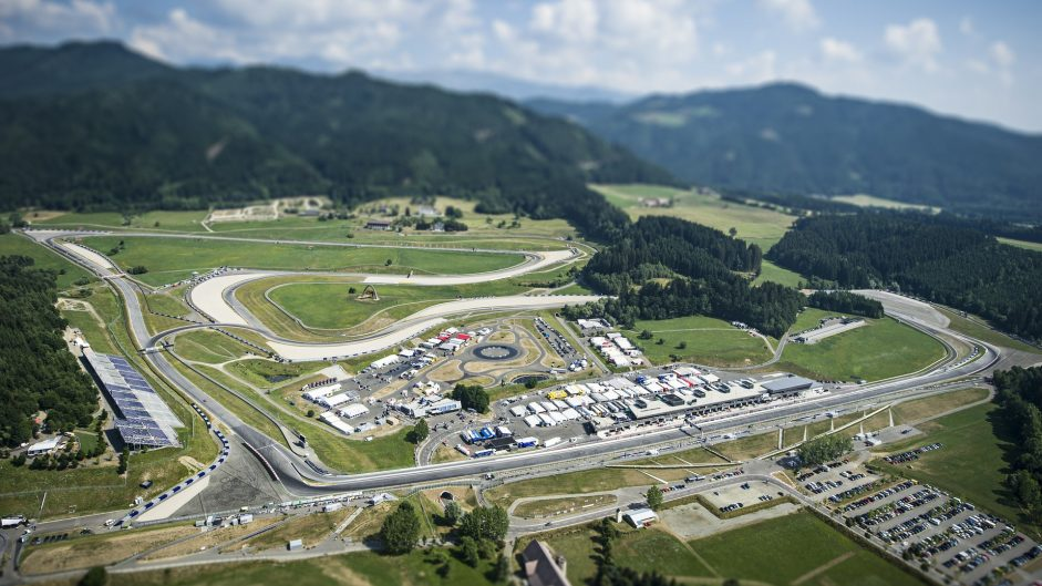 2016 Austrian Grand Prix track preview