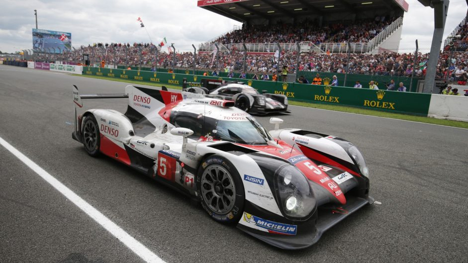 Shocking twist in final minutes of Le Mans 24 Hours