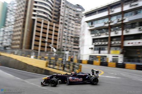 Max Verstappen, F3, Macau, 2014