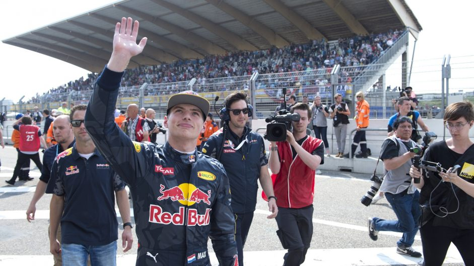 Zandvoort examining possible F1 return