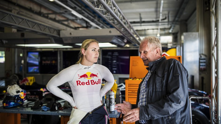 Caption Competition 117: Lindsey Vonn and Marko
