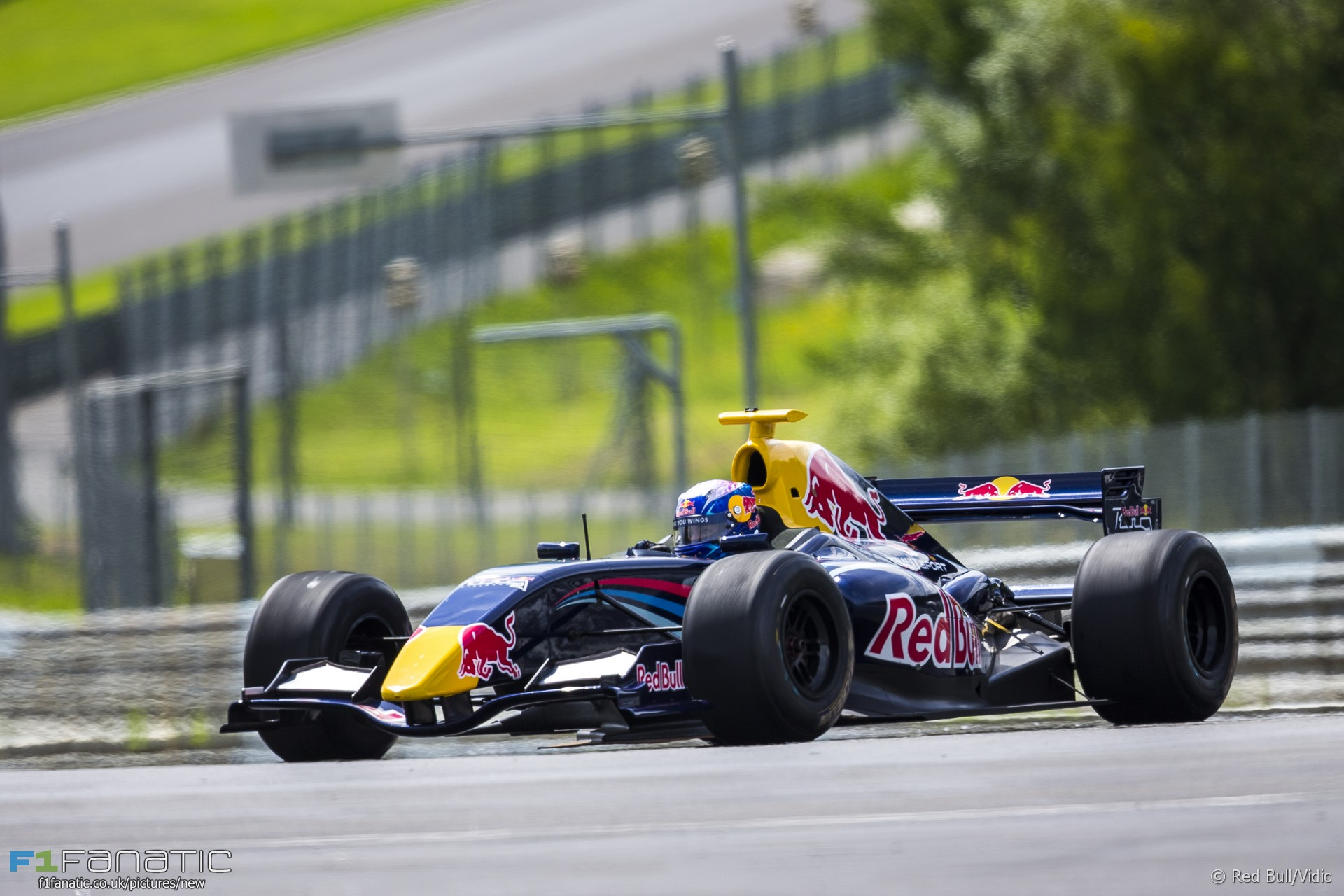 Lindsey Vonn Formula V8 3 5 Red Bull Ring 2016 F1 Fanatic