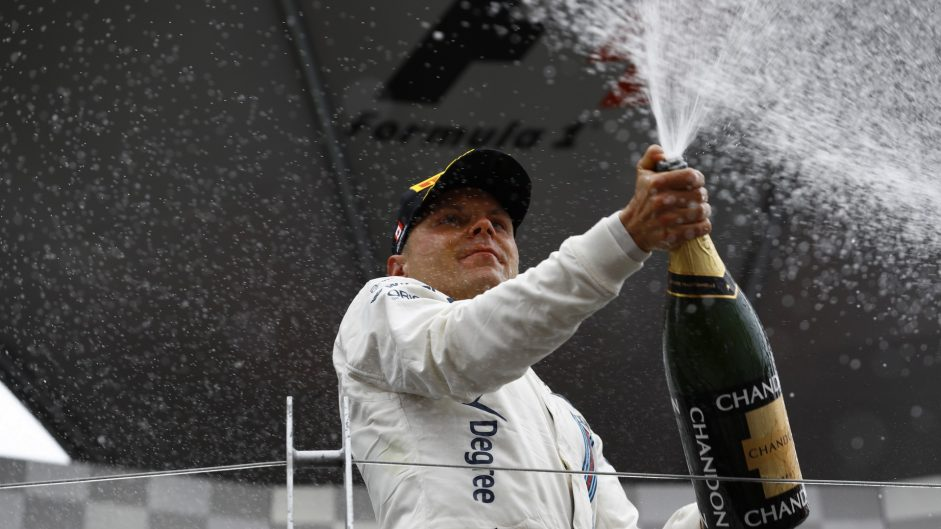 Seven Bottas races which show he's the real deal