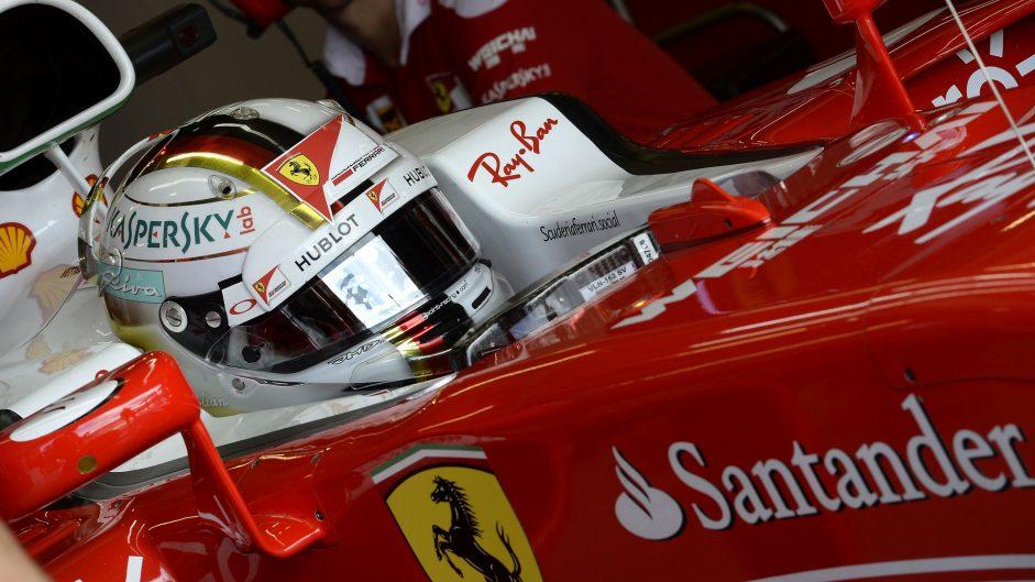 """Vettel: Radio restrictions are """"complete bullshit"""""""