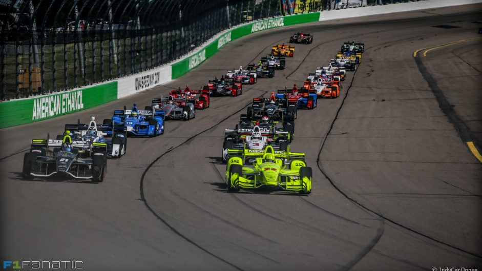 The curse of second place strikes again in IndyCar