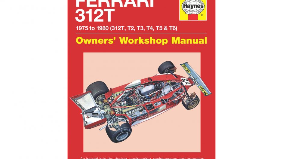 Ferrari 312T Haynes Manual review