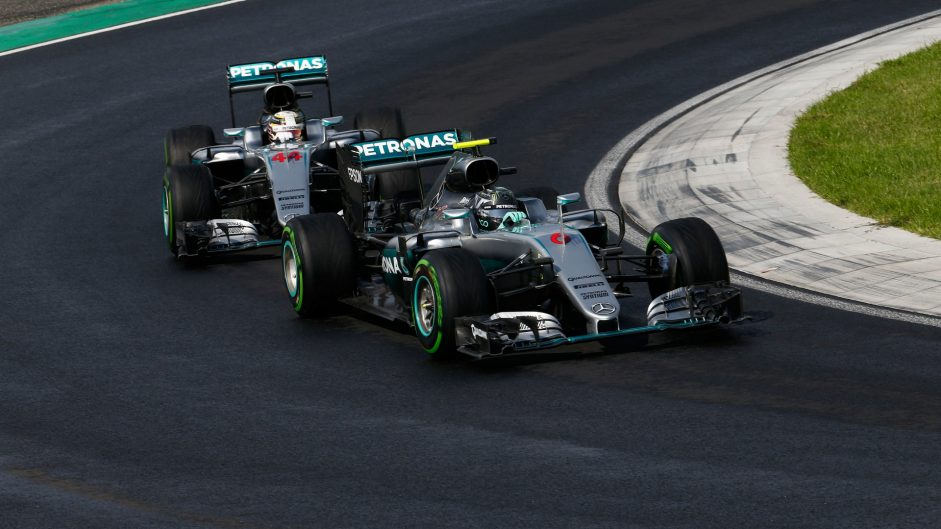 Rosberg 'surprised Hamilton is suddenly a fan of safety'