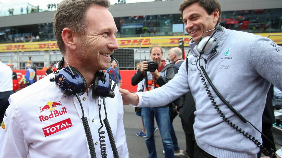 Mercedes too dominant to need team orders – Horner