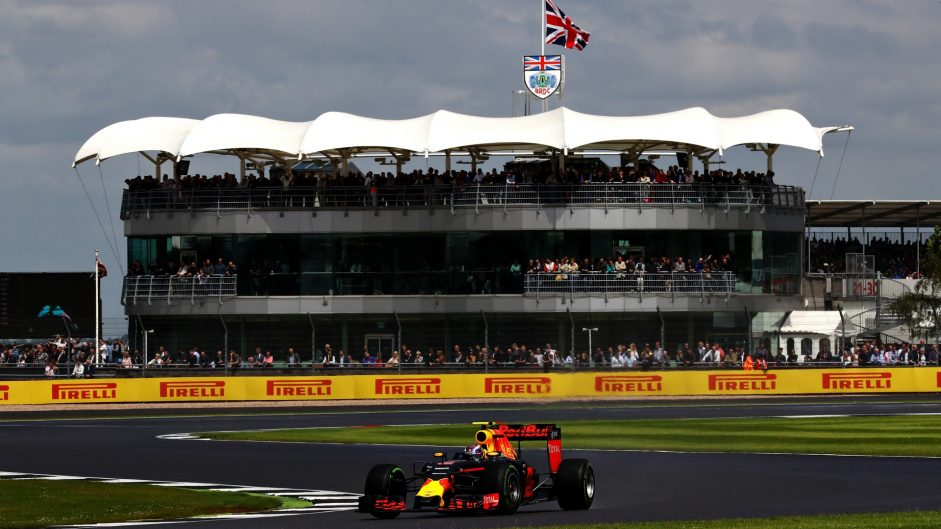 Silverstone could rename corners to raise money