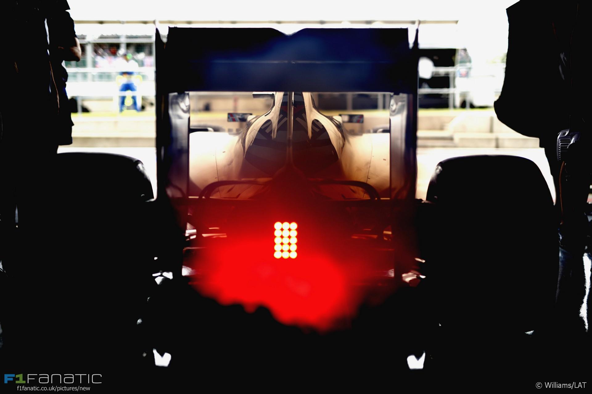 Valtteri Bottas, Williams, Silverstone, 2016