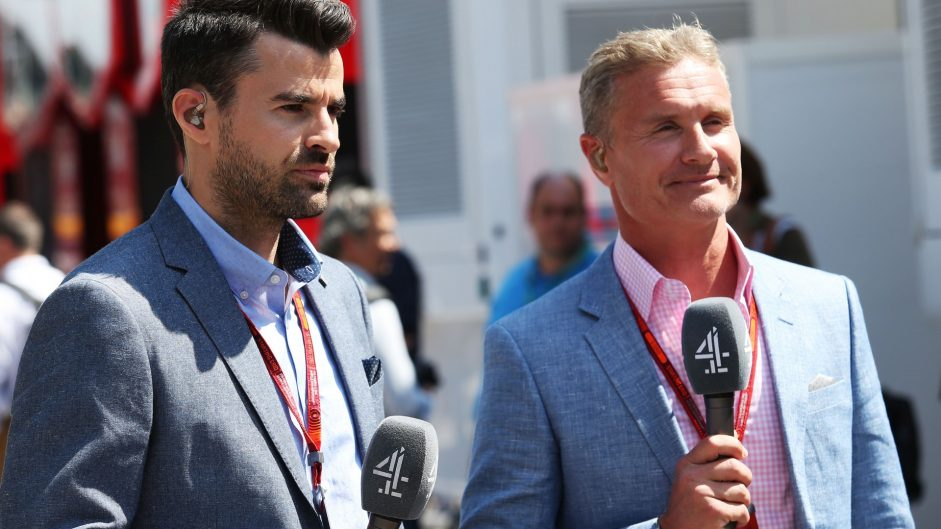 "F1 will ""suffer"" without free-to-air TV – Walker"