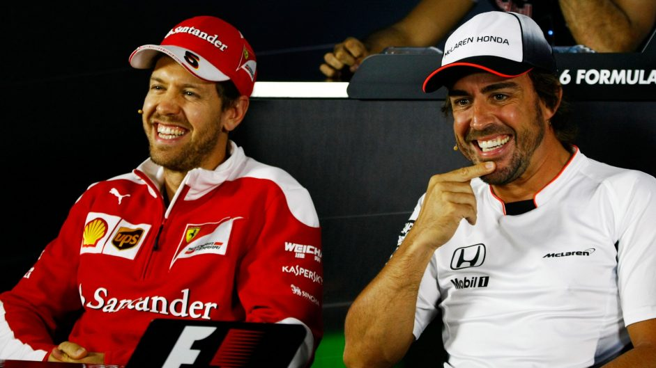 Vettel and Alonso: Who will have the last laugh?
