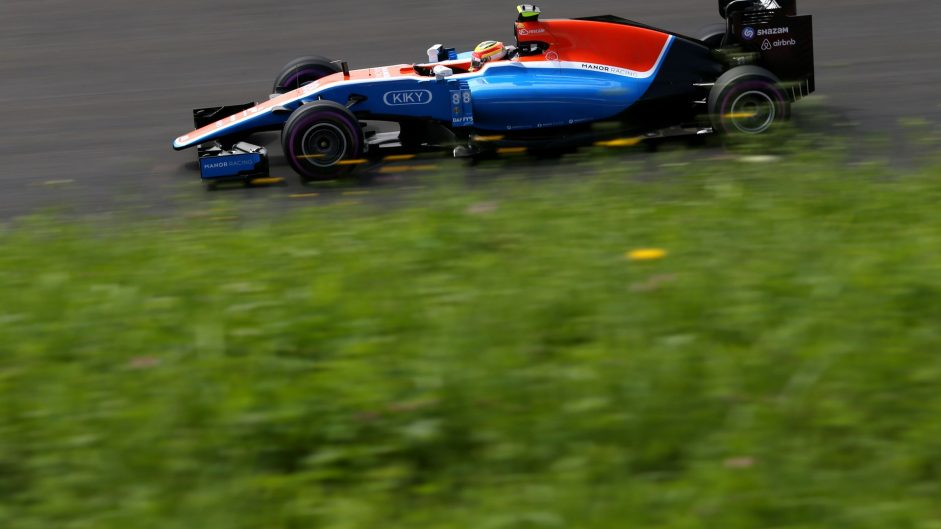 Both Manor drivers given reprimands