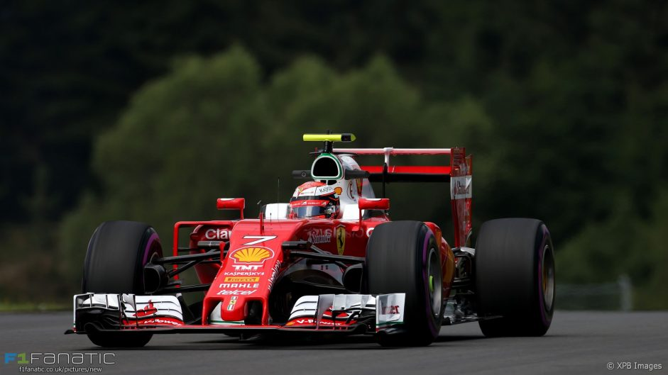 Ferrari go softer on tyres again for Germany