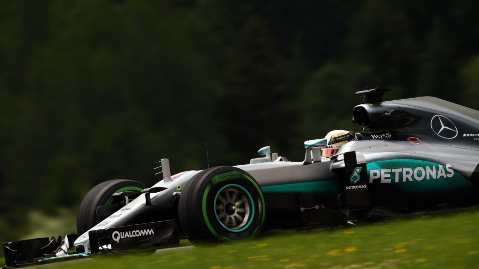 Why the weather may aid Mercedes again