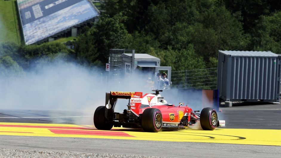 2016 Austrian Grand Prix practice in pictures