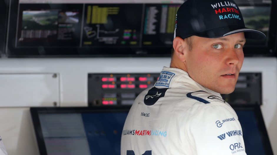 Williams poised to confirm Bottas move