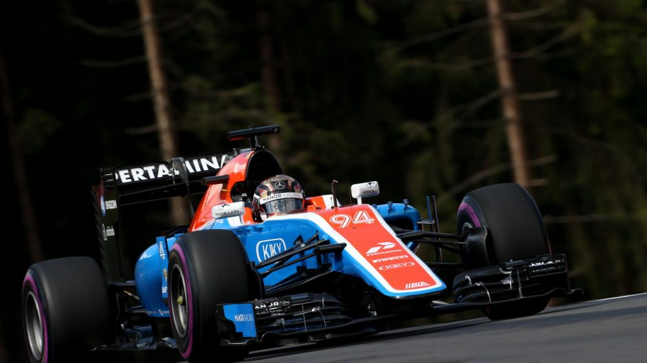 Wehrlein praises strategy after best qualifying result