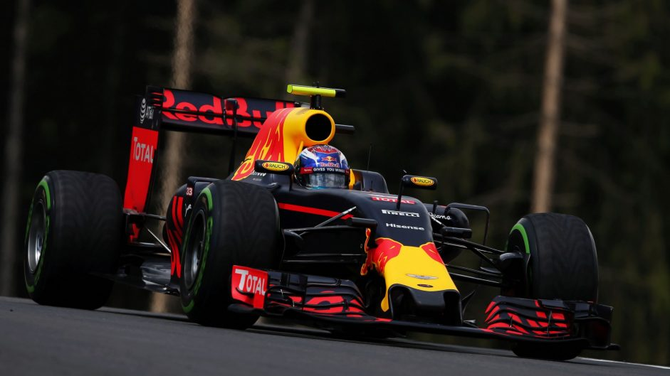 Rate the race: 2016 Austrian Grand Prix