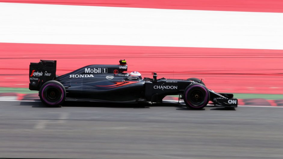 """Button """"chuffed"""" with third in qualifying"""