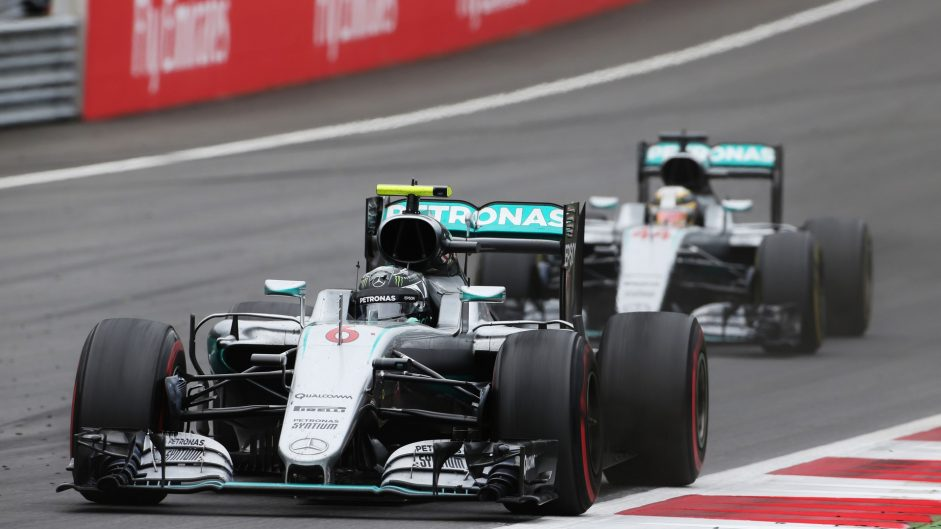 2016 Austrian Grand Prix tyre strategies and pit stops