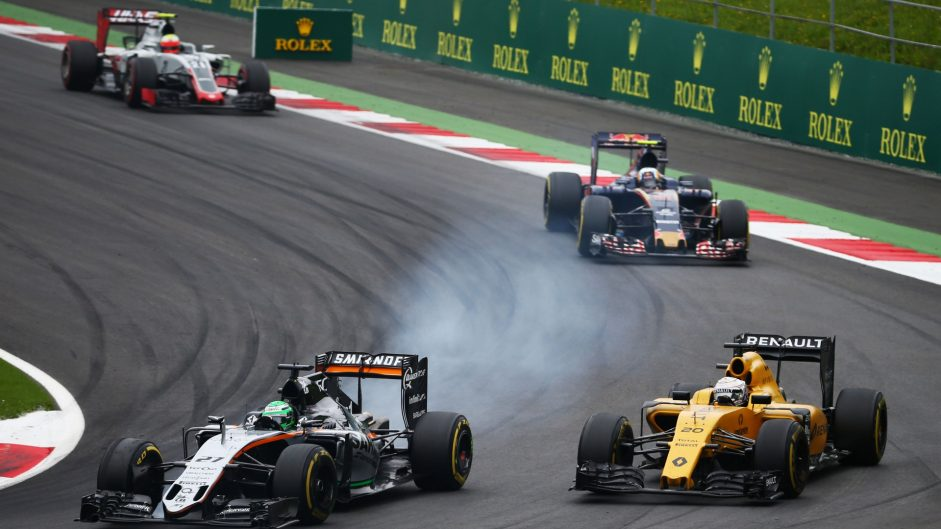 Nico Hulkenberg, Force India, Red Bull Ring, 2016