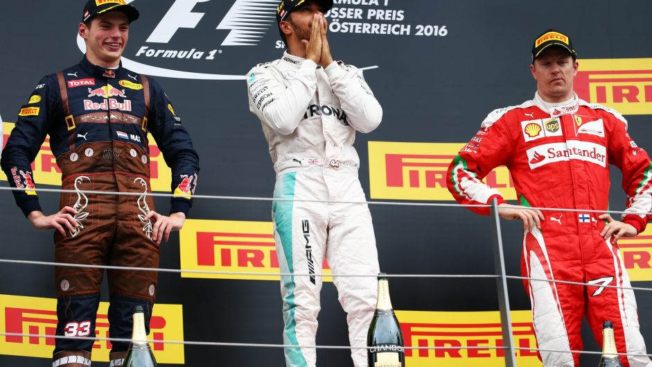 Hamilton claims 250th British win