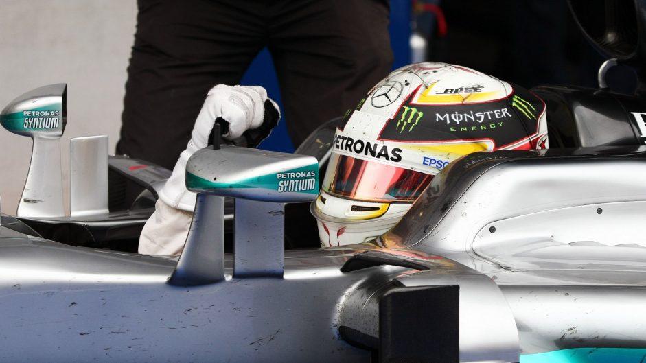 Lewis Hamilton, Mercedes, Red Bull Ring, 2016