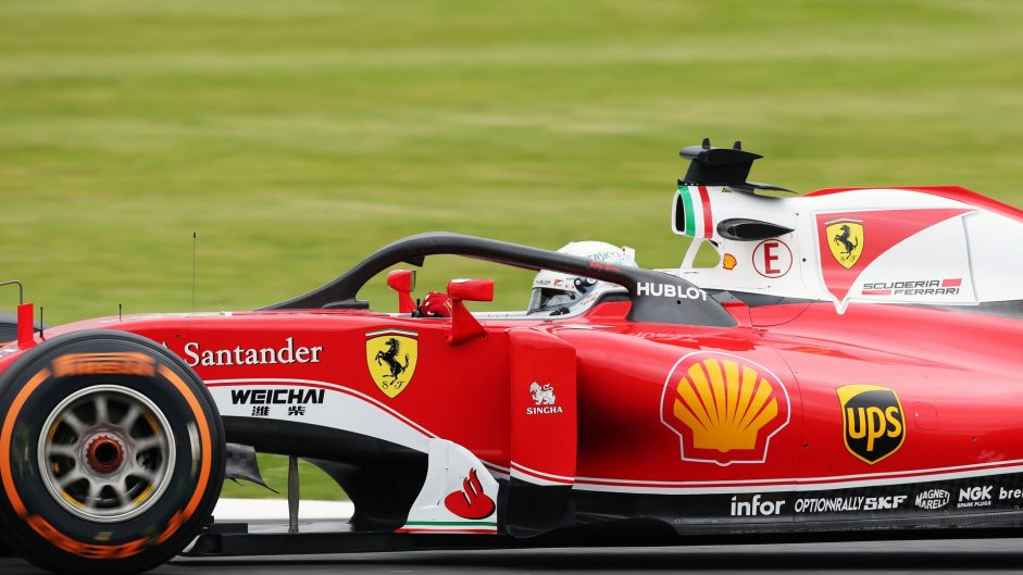 """Halo visibility """"not great"""" – Vettel"""