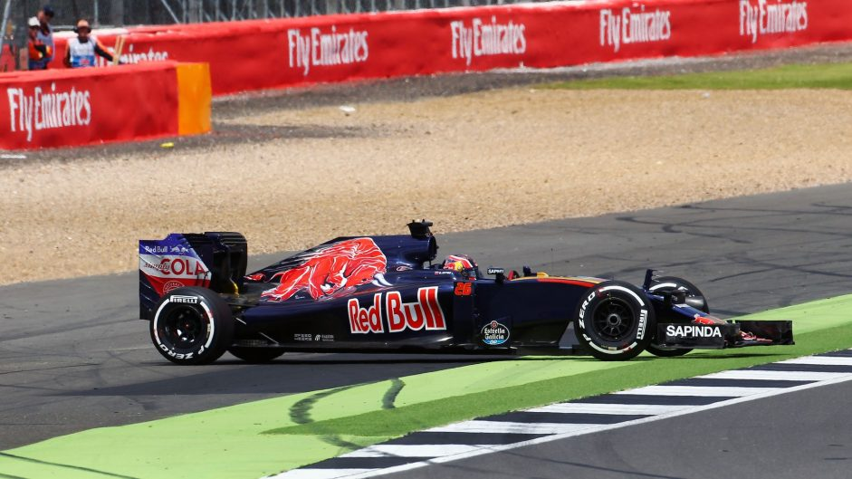 2016 British Grand Prix practice in pictures