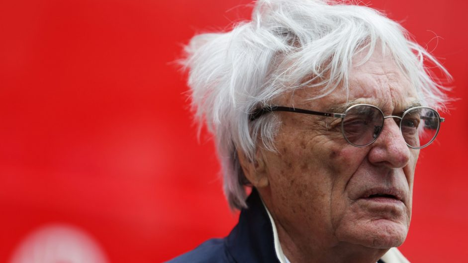 Ecclestone contradicts Vettel over Halo: 'Most drivers don't want it'
