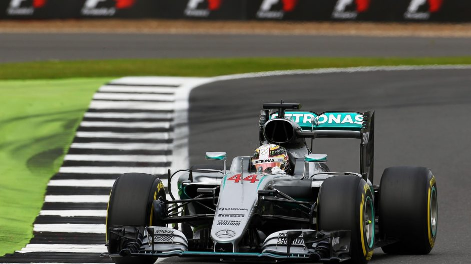 2016 British Grand Prix championship points