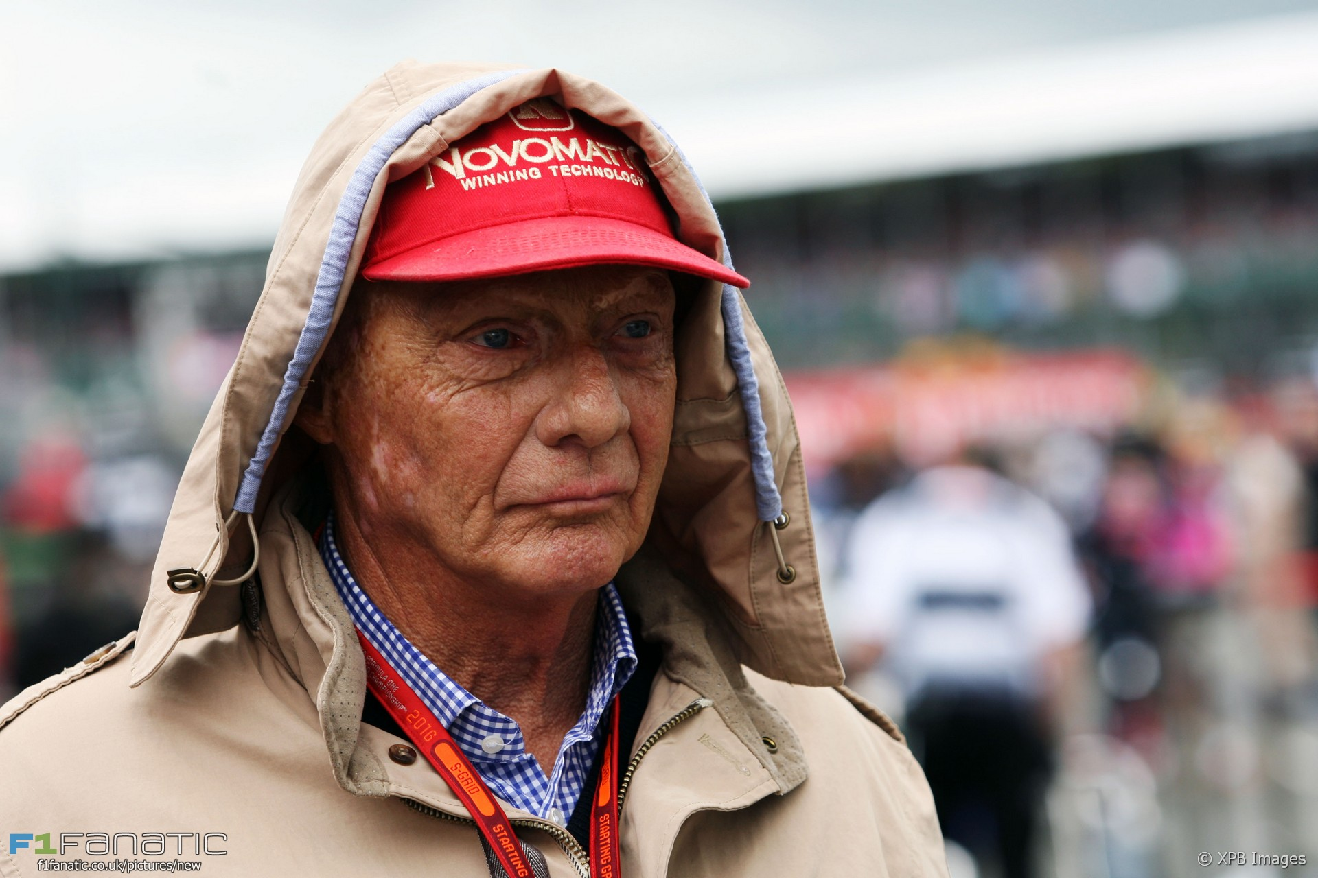 niki lauda silverstone 2016 f1 fanatic. Black Bedroom Furniture Sets. Home Design Ideas
