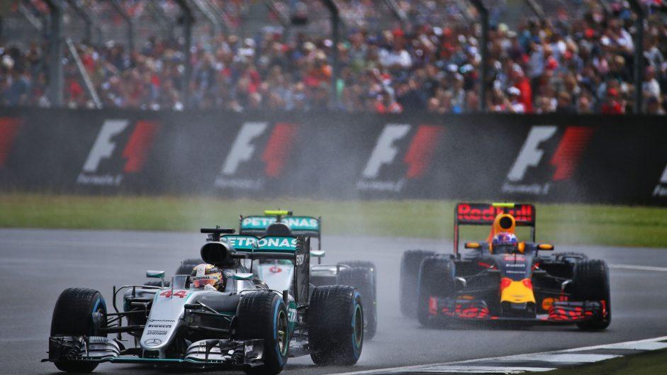 2016 British Grand Prix driver ratings