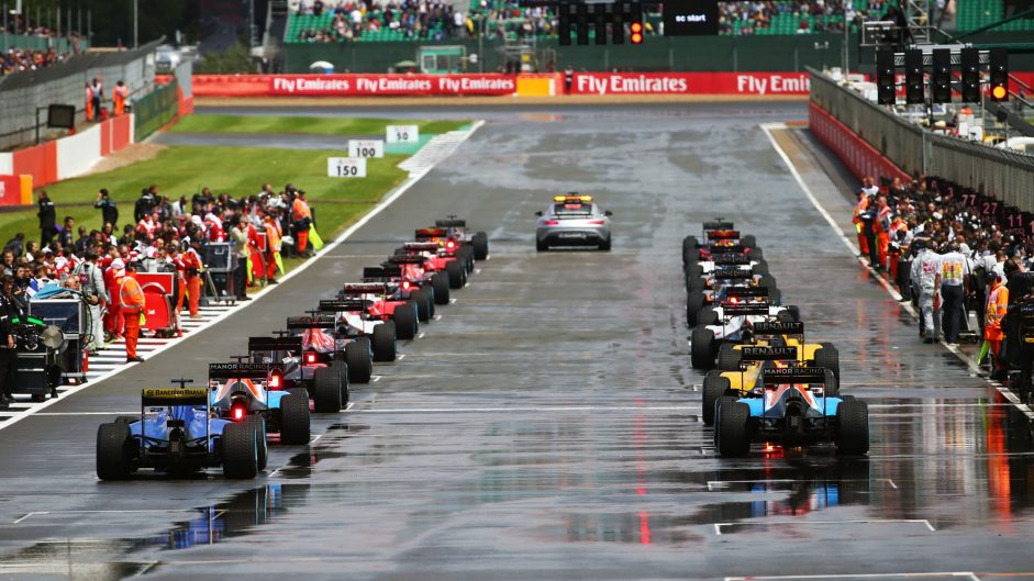 Silverstone denies report British GP will be dropped
