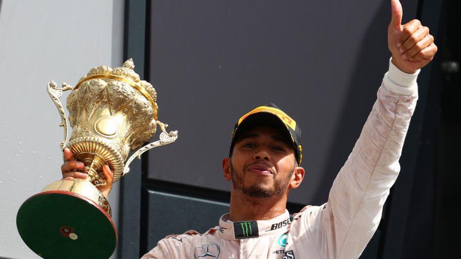 Hamilton closes on British GP wins record