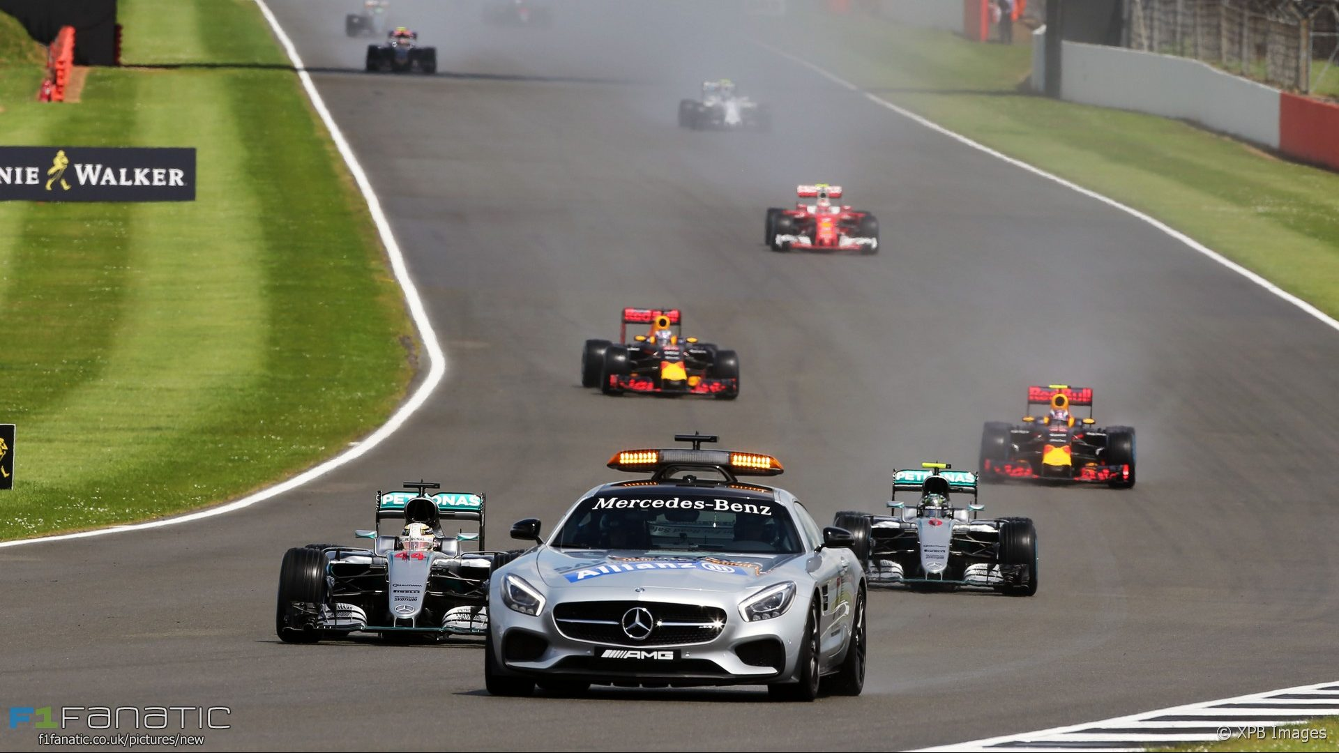 Safety Car Starts Not Abolished In 2017 Rules
