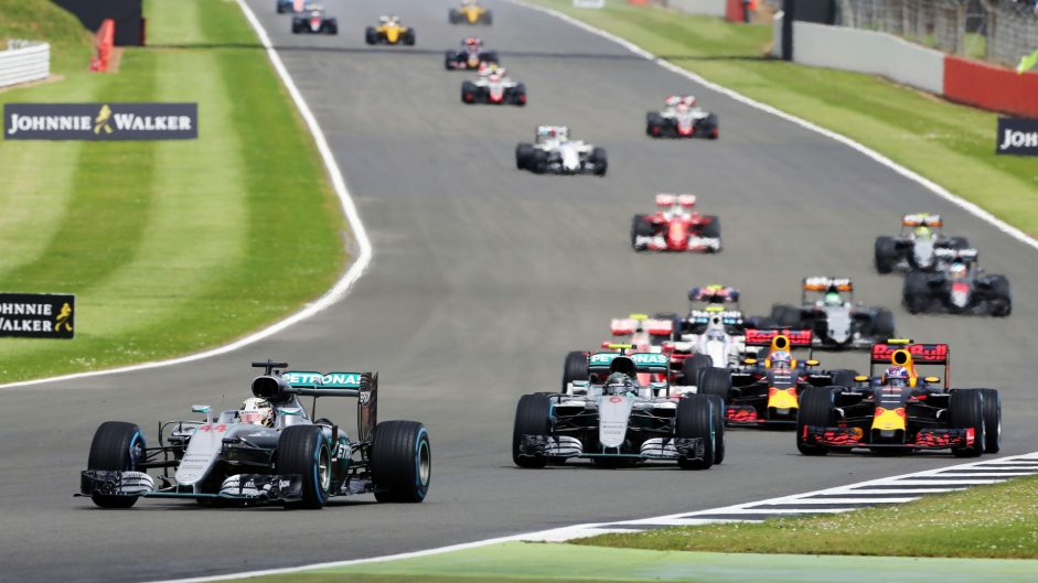 Vote for your 2016 British Grand Prix Driver of the Weekend