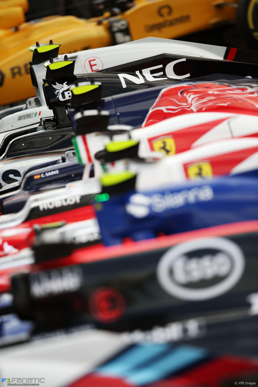 Cars, Silverstone, 2016
