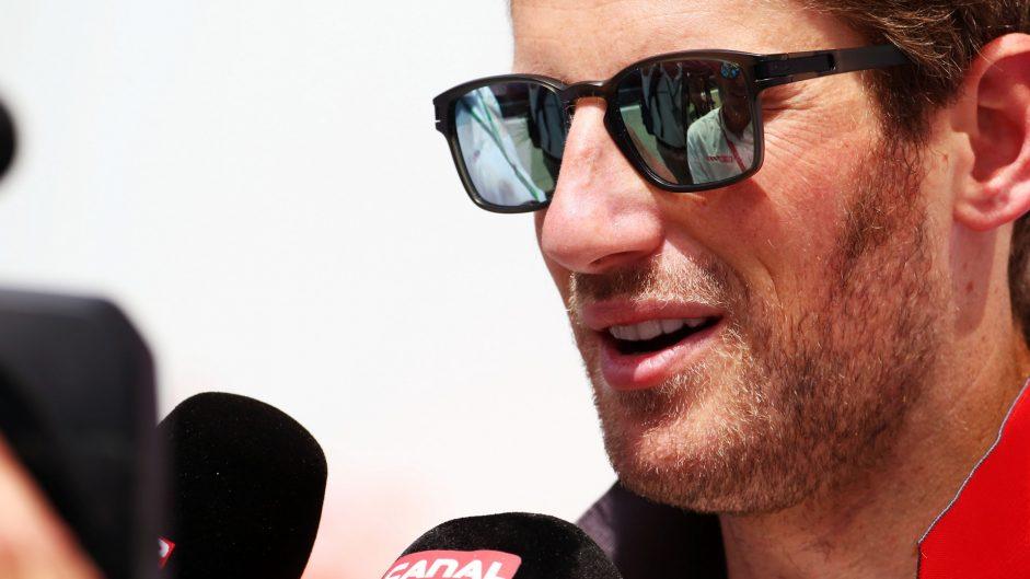 Romain Grosjean, Haas, Hungaroring, 2016