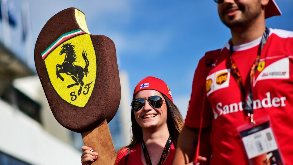 F1 fans' top tips on going to a race in 2017