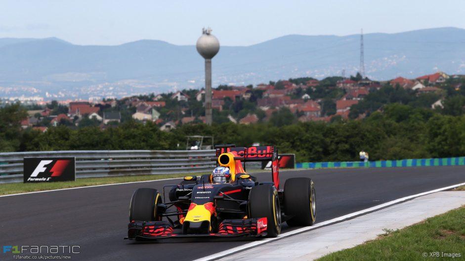 Hungaroring hasn't lost its character – Ricciardo